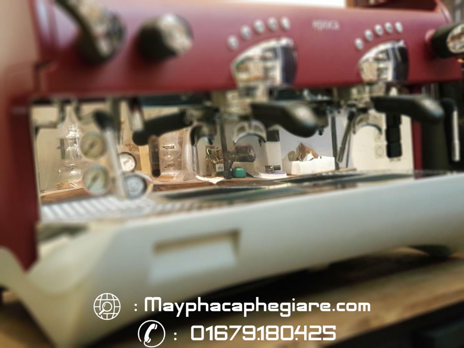 các dòng máy pha cà phê