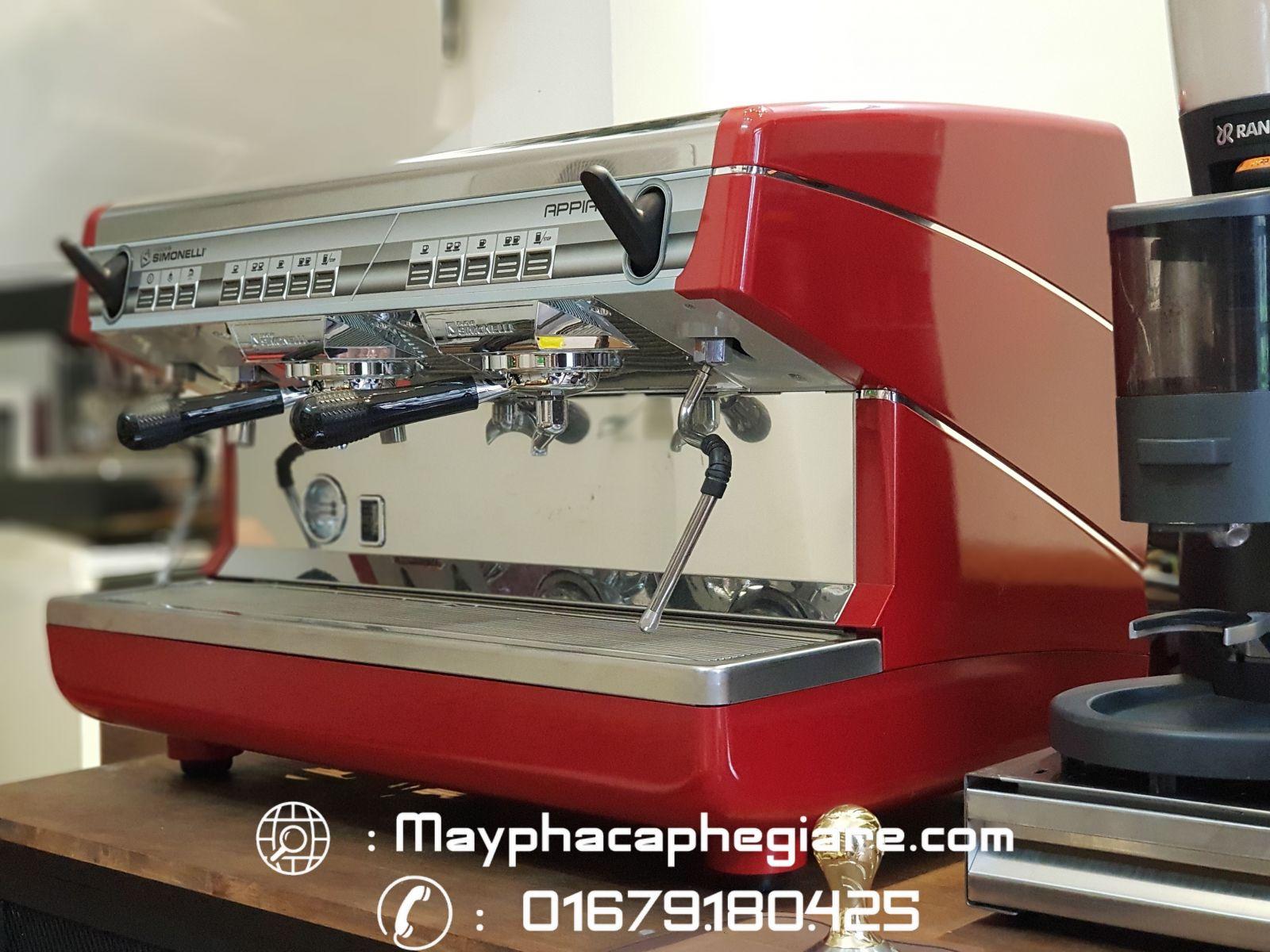 máy pha cà phê simonelli