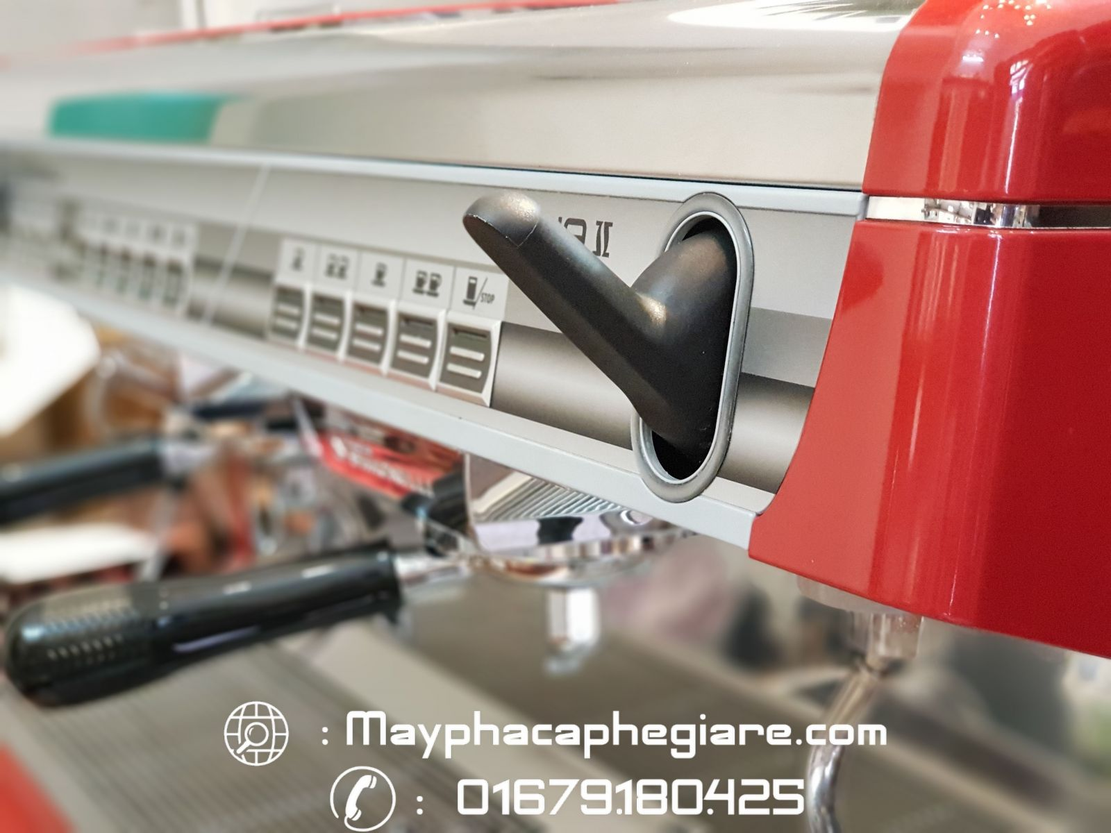 Simonelli - máy pha cà phê công nghiệp