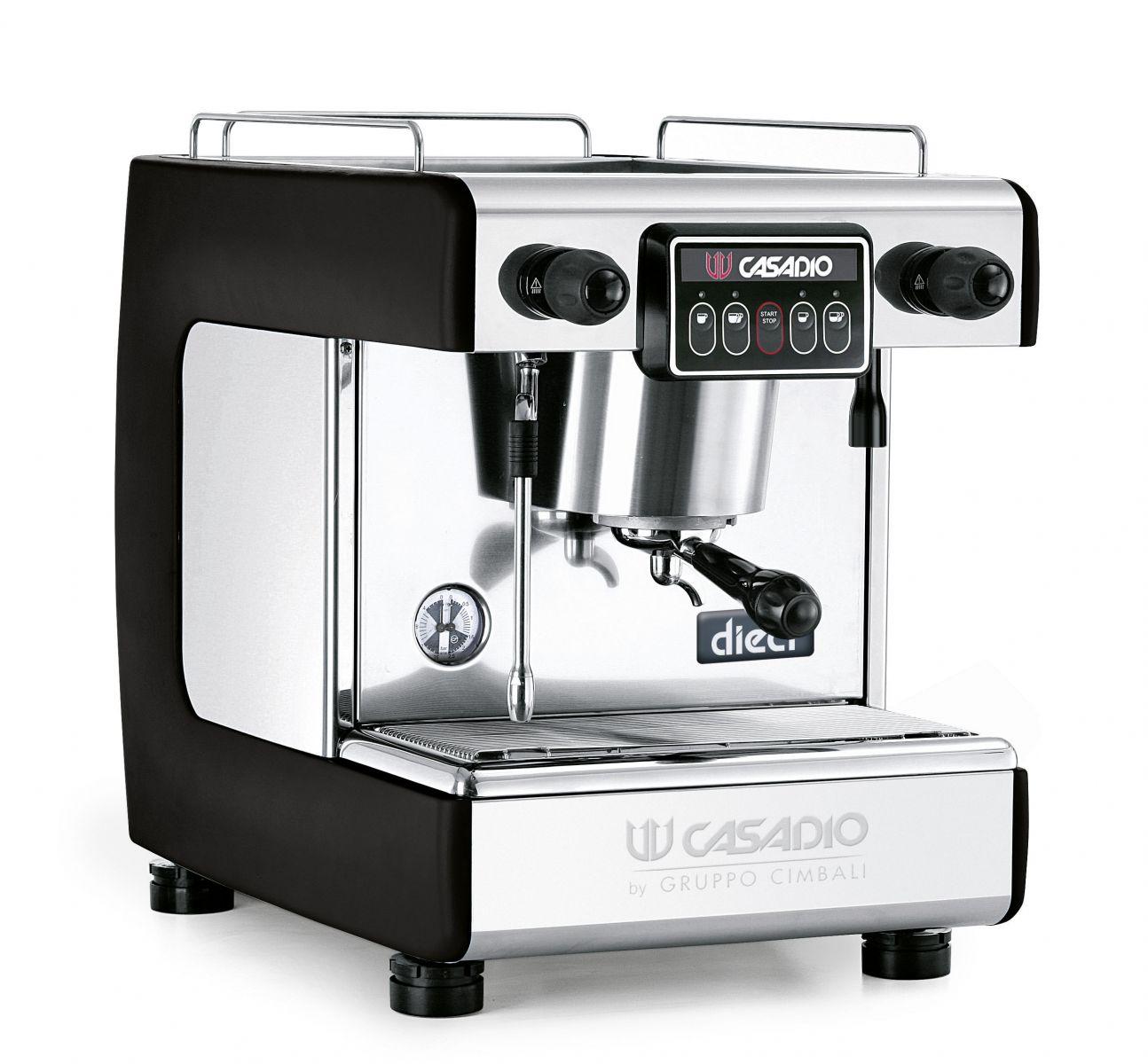 máy pha cà phê tự động casadio