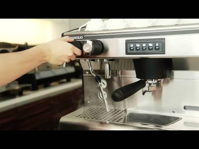 Máy pha cà phê Rancilio