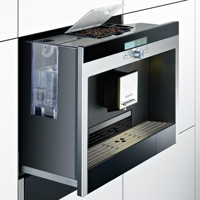 Máy pha cà phê âm tủ của Đức