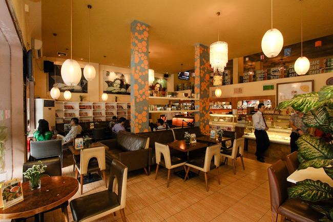 Các chuỗi cafe tại việt nam
