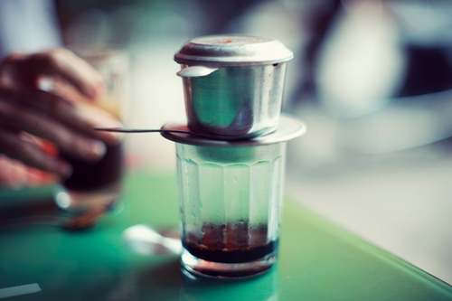 cách phối trộn cà phê ngon