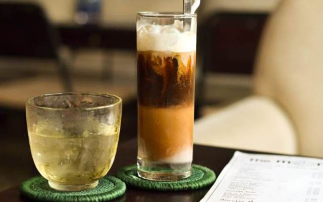 Tỉ lệ pha trộn cafe