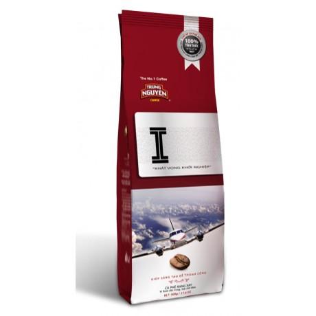 Cà phê trung nguyên chữ I