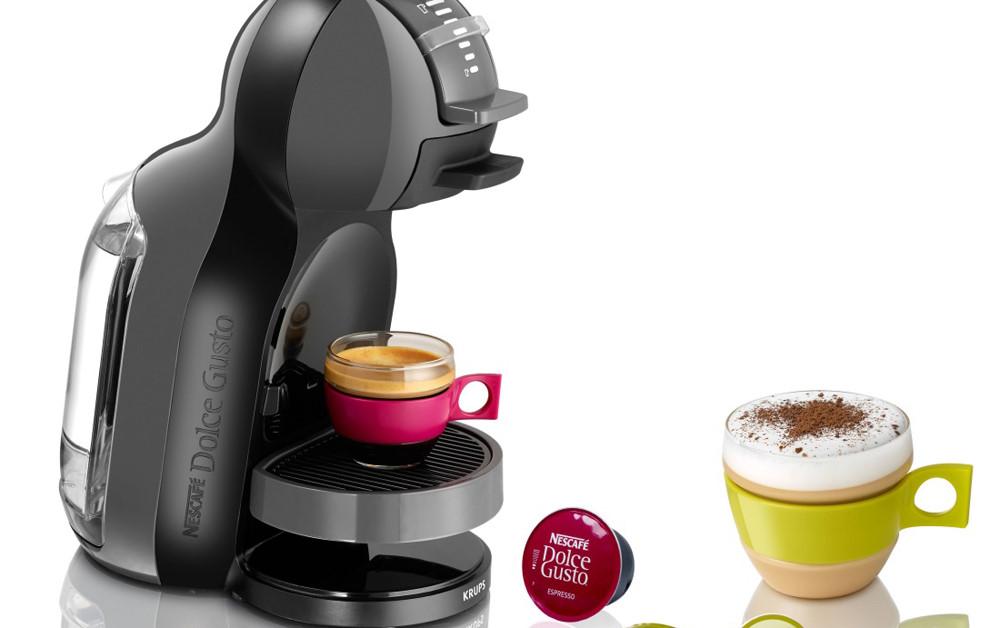 Máy pha cà phê Nescafe Dolce Gusto minime màu đen