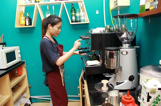 Dụng cụ pha chế cà phê Take Away