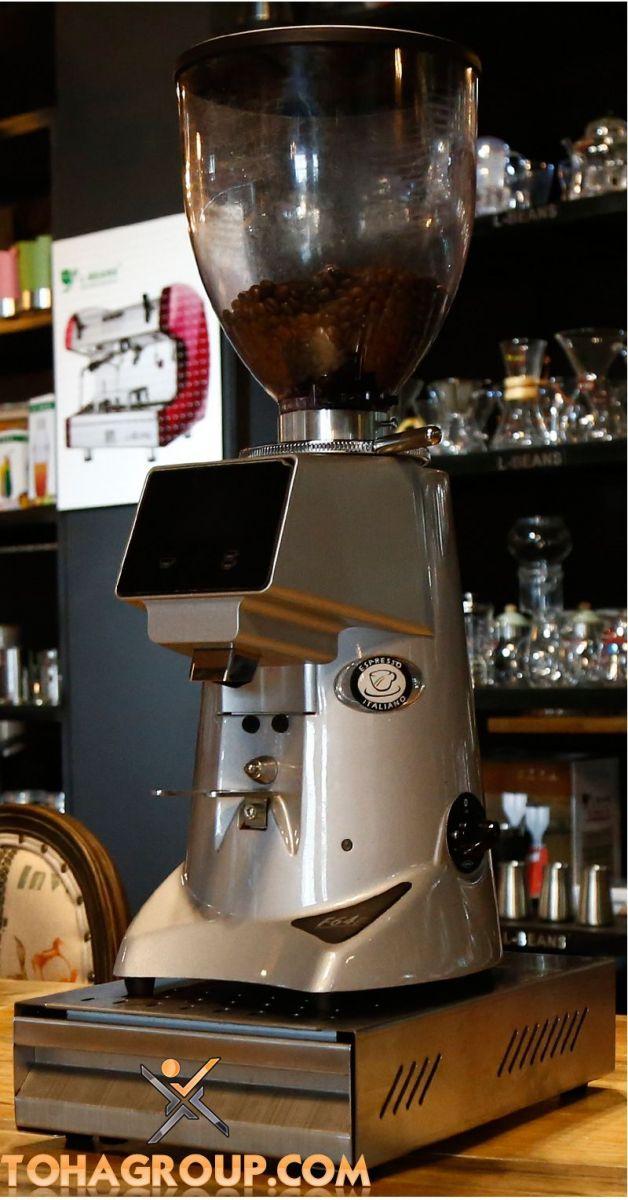 hộp đập bã cà phê máy pha cà phê giá rẻ