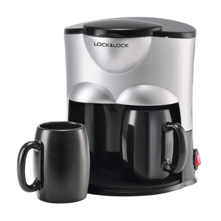 máy pha cà phê lock&lock elcm-210