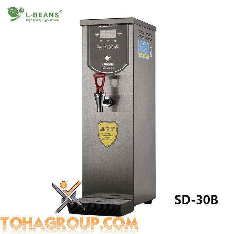 máy đun nước sôi công nghiệp