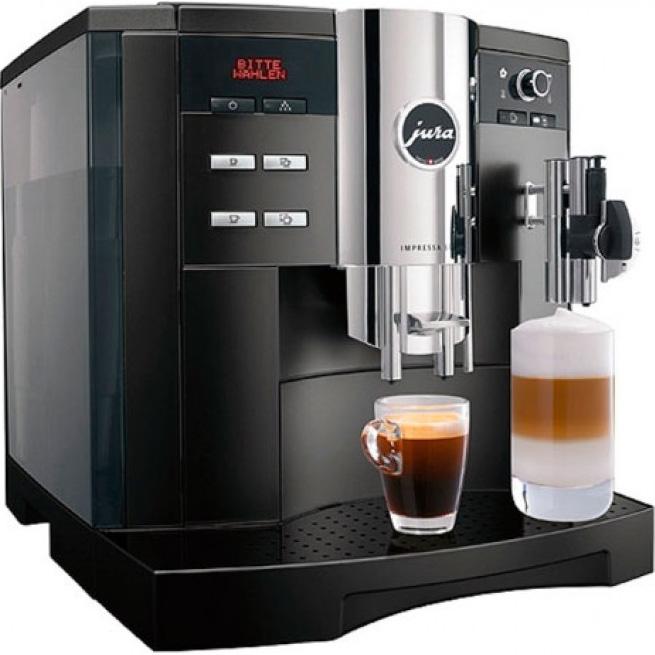 Máy pha cafe tự động