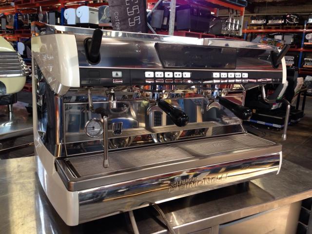 Nguyên lý hoạt động của máy pha cà phê