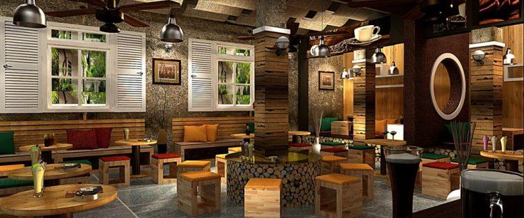 Xu hướng thiết kế quán cafe nhỏ đẹp